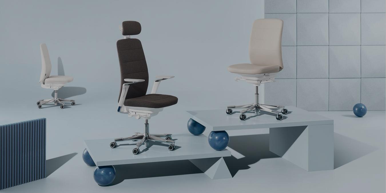 Kontorsstolar och skrivbordsstolar | Kinnarps